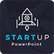 Startup Company Pitch Deck PowerPoint Template - GraphicRiver Item for Sale