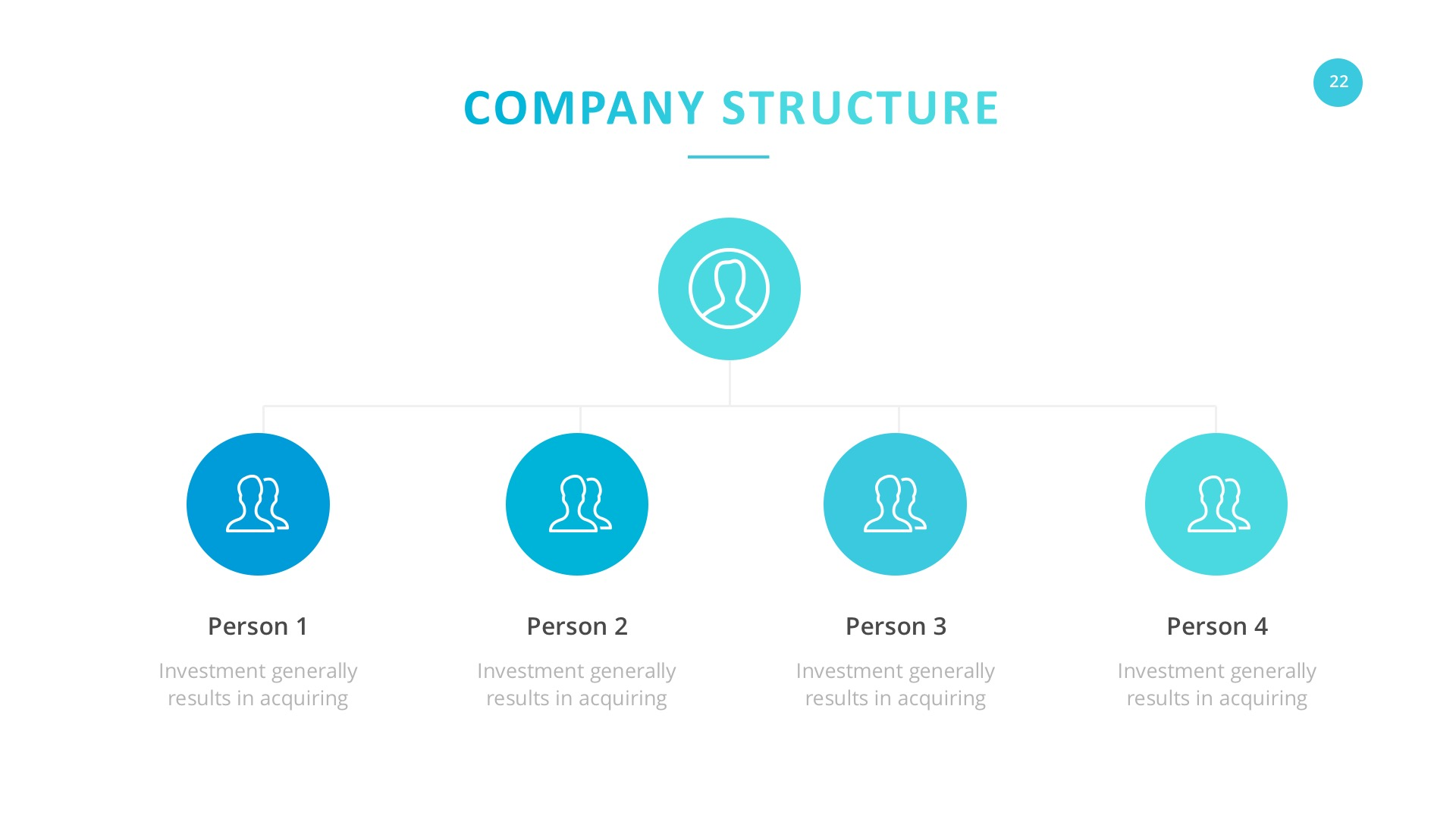organizational structure ppt template leon escapers co