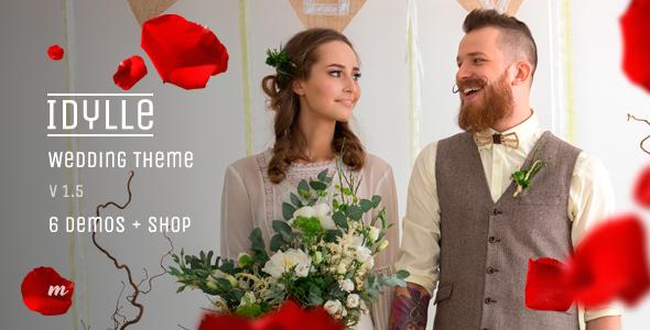 Wedding Theme   Idylle Wedding