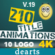 210 Title Animations - VideoHive Item for Sale