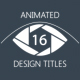 16 Animated Design Titles - VideoHive Item for Sale
