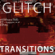 TV noise & Glitch Transitions - VideoHive Item for Sale