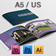 Brochure / Booklet Template - GraphicRiver Item for Sale