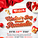 Valentine`s Day Party Poster vol.2 - GraphicRiver Item for Sale