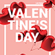 Valentines Day Poster - GraphicRiver Item for Sale