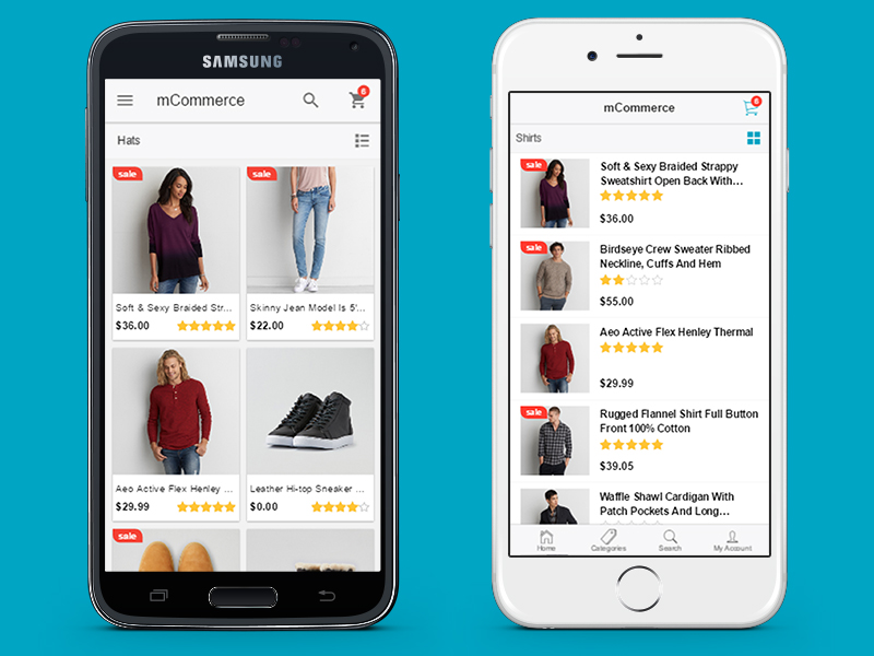 WooMobify - WooCommerce Mobile Theme by Woomobify2 | CodeCanyon