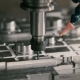 A Milling Machine at the Plant - VideoHive Item for Sale