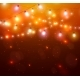 Glowing Christmas Orange Lights - GraphicRiver Item for Sale