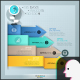 Modern Infographic Paper Arrows Nulled