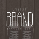Brand Typeface Font Nulled