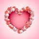 Valentine Day Lollipop - GraphicRiver Item for Sale