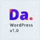 Da - Creative Multi-Purpose WordPress Theme Nulled