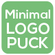 Minimal Simple Logo Puck V1 - VideoHive Item for Sale