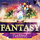 Fantasy Festival Flyer - GraphicRiver Item for Sale