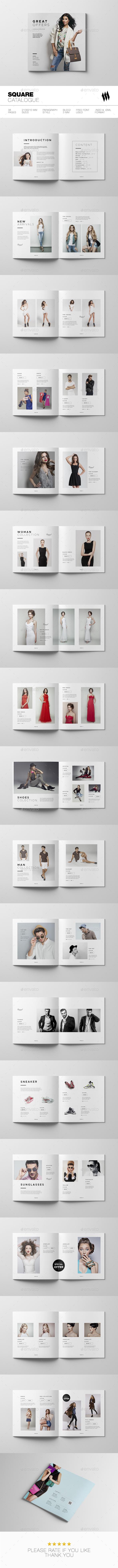 Square Catalogue - Catalogs Brochures