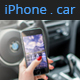 Phone in a Luxury Car - MockUp Hands On - GraphicRiver Item for Sale