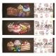 Cupcakes Cakes Pastries Desserts Poster