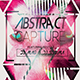 Abstract Capture Flyer - GraphicRiver Item for Sale