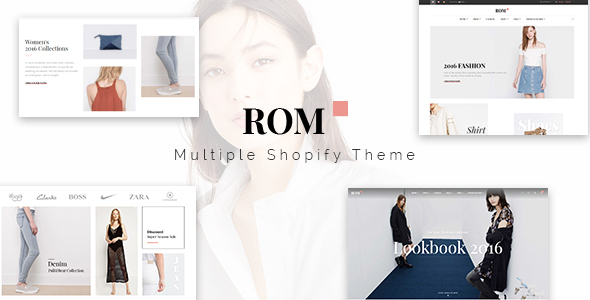ST Romance Shopify Theme - Fashion Shopify