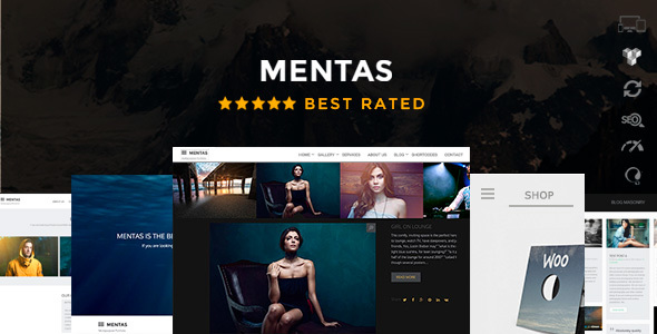15+ Best Model Agency WordPress Themes 2018