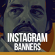 15 Instagram Promotional Banners - GraphicRiver Item for Sale