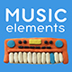 Music Elements - VideoHive Item for Sale