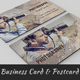 Business Card & Postcard Template - GraphicRiver Item for Sale