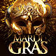 Mardi Gras Party - GraphicRiver Item for Sale