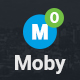 Moby - WordPress Multipurpose Theme Nulled