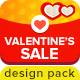 Valentine's Sale Pack - GraphicRiver Item for Sale