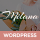 Milana - Personal & Magazine WordPress Responsive Fast Blog Theme - ThemeForest Item for Sale