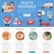 Insurance Services Infographics - GraphicRiver Item for Sale