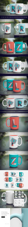 Mug Mock-up - Miscellaneous Packaging