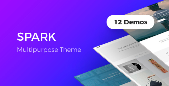 Spark | Multi-Purpose WordPress Theme