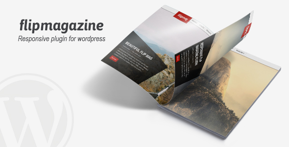 Flip Magazine - Responsive wordpress plugin - CodeCanyon Item for Sale