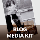 Blog Media Kit - GraphicRiver Item for Sale