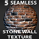 05 Seamless Stone Wall Textures
