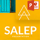 Salep Powerpoint Template - GraphicRiver Item for Sale