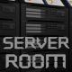 Server Room A-01 - VideoHive Item for Sale
