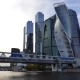 Moscow Business Center Moscow City, - VideoHive Item for Sale