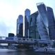 Moscow Business Center Moscow City - VideoHive Item for Sale