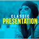Classic Presentation - VideoHive Item for Sale