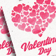 Valentines Flyer Psd - GraphicRiver Item for Sale