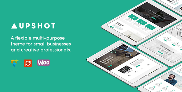 Upshot – Business Multi Purpose WordPress Theme