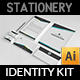 Corporate Stationery Pack Design Template Vol.13 - GraphicRiver Item for Sale