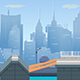 City Game Background - GraphicRiver Item for Sale