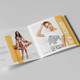 Square Tri-Fold Fashion Brochure - GraphicRiver Item for Sale