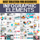 Set of Infographic Elements - GraphicRiver Item for Sale