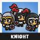 Tiny Style Knight - GraphicRiver Item for Sale
