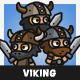Tiny Style Viking - GraphicRiver Item for Sale